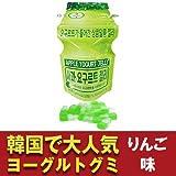 ヨーグルトグミ60g リンゴ味 x 1袋 ★今韓国大人気なヨーグルト味のグミ ぜりー セブンイレブン