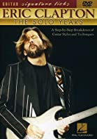 Eric Clapton. The solo years