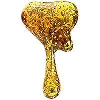 ボディピアス キャッチ メルトハート キャッチ (1個売) 14G ゴールド