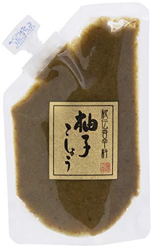 マルナカ・フーズ 柚子こしょう(青)スタンドパック 110g