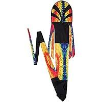 In the Breeze Tie Dye Dragon Kite, 20-Feet [並行輸入品]