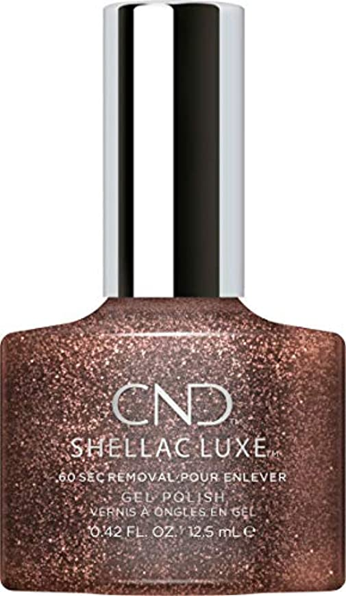 なしで任命バッテリーCND Shellac Luxe - Grace - 12.5 ml / 0.42 oz