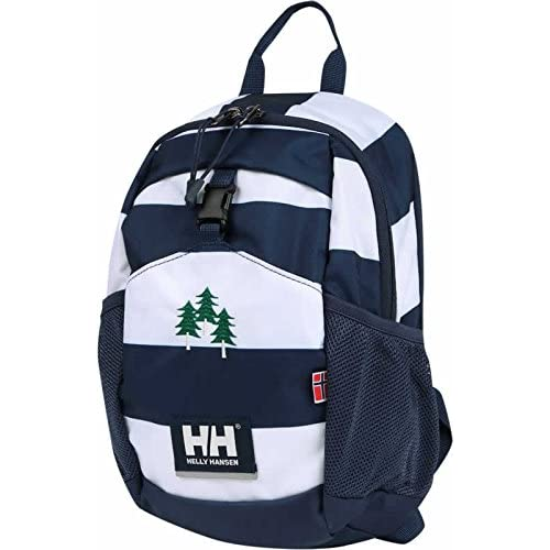 (ヘリーハンセン)HELLY HANSEN カイルハウスパック8L リュック【hyj91602】ワンサイズ ネイビー×ホワイト