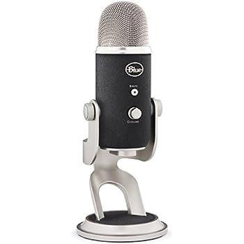 Blue Microphones Yeti Pro マイク USB 高音質 【日本正規代理店品・メーカー保証2年】1967 指向性4モード コンデンサーマイク プロ仕様