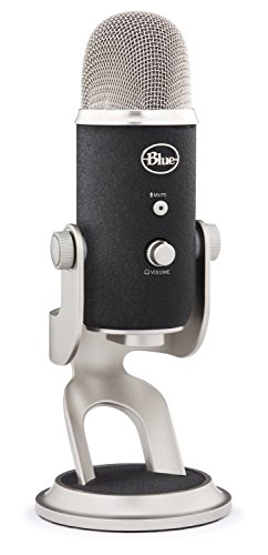 Blue Microphones Yeti Pro マイク USB 高音質 ...
