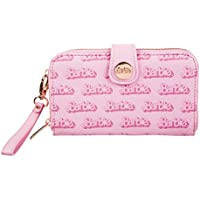 Barbie Logo Pink Adult Teen Purse, Pink, One Size