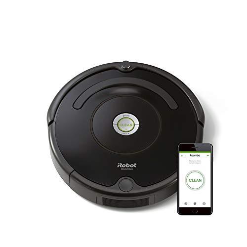 iRobot Roomba 670 Robot Vacuum Cleaner