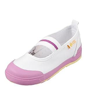安心と信頼の子供靴「ムーンスター キャロット」の「キャロットST」シリーズ♪お母さまのご要望にお答えしたハーフサイズ展開の上履きです!お子様の足の成長と健康をサポートするキャロットの4大機能◎勉強も遊びも全力なお子様にオススメの一足☆4大機能1.カウンターボックス・・・・子どものやわらかくゆがみやすい足を箱型構造でしっかり支えます。2.フレックスジョイント・・・・足の曲がりと同じ位置で靴が曲がります。3.つま先ゆったり・・・・つま先にゆとりを持たせた形状で、足の指をのびのび動かせます。4.洗える...