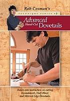 "Rob Cosman "" Advanced hand-cut Dovetails」DVD"