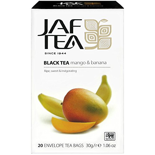 JAF TEA  マンゴバナナ  (1.5g×20P)×3個