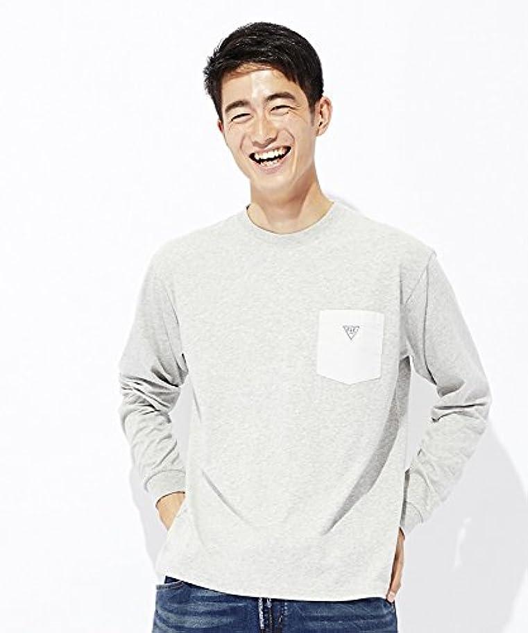 弱まる民主主義工業化するEDWIN(エドウィン) F.L.EポケットロングTシャツ メンズ