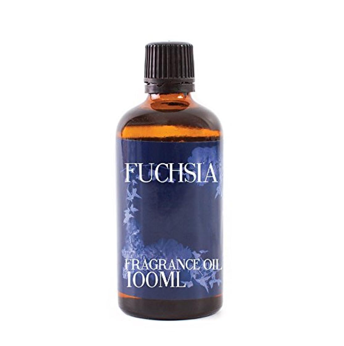 該当する重荷宮殿Mystic Moments   Fuchsia Fragrance Oil - 100ml