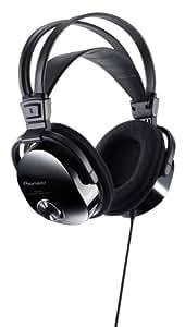 パイオニア SE-M531 ヘッドホン 密閉型/オーバーイヤー ブラック SE-M531  【国内正規品】