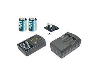 PowerSmart HP/エイチピー CR2、CR-2 対応充電器 CBFR006LB