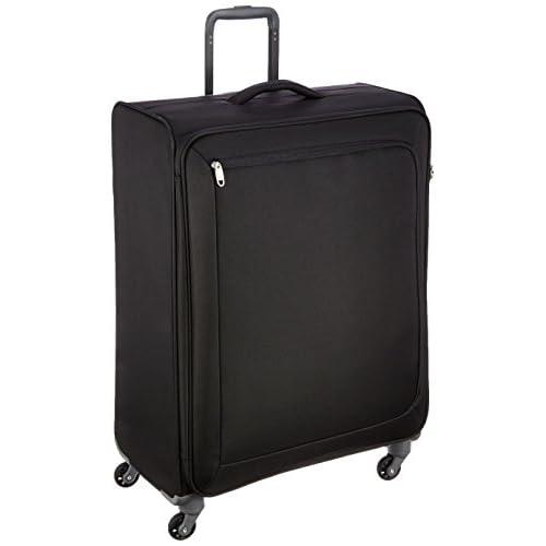 [エース] ace. スーツケース ロックペイントSS 91L 3.1kg TSAダイヤルファスナーロック 35703 01 (ブラック)