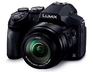 パナソニック デジタルカメラ ルミックス FZ300 光学24倍 ブラック DMC-FZ300-K