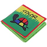 SONONIA 知育玩具 赤ちゃん 子供 布の本 カラフル 全5様式 - 様式3