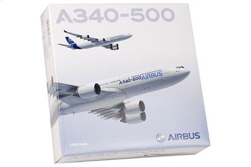 1:400 ドラゴンモデルズ 56363 エアバス A340-500 ダイキャスト モデル エアバス インダストリ 2011 コーポレイト モデル【並行輸入品】