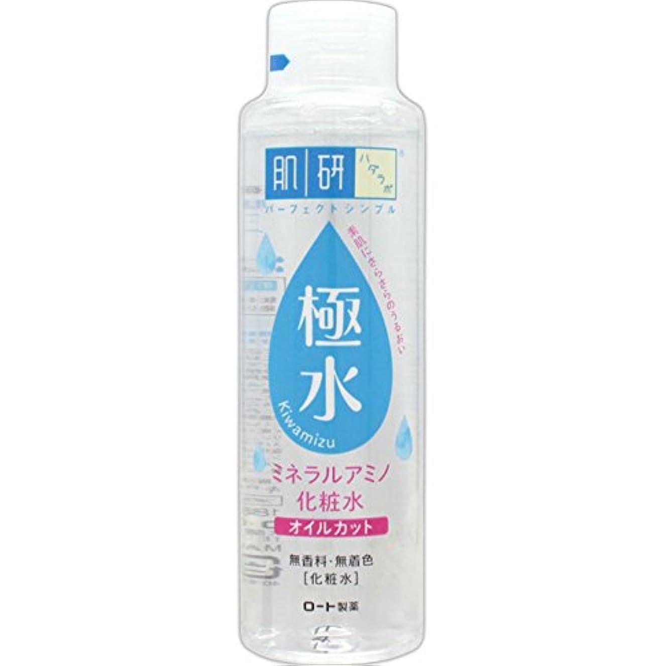 捨てる散逸人里離れた肌研(ハダラボ) 極水 ミネラルアミノ化粧水 180mL