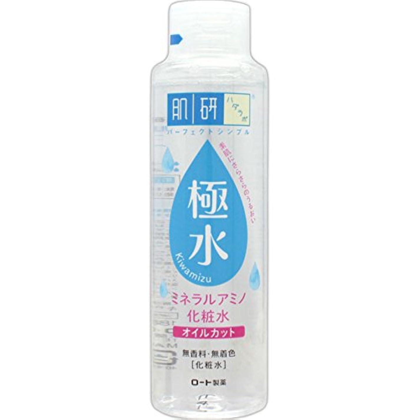 混乱ボイコット安西肌研(ハダラボ) 極水 ミネラルアミノ化粧水 180mL