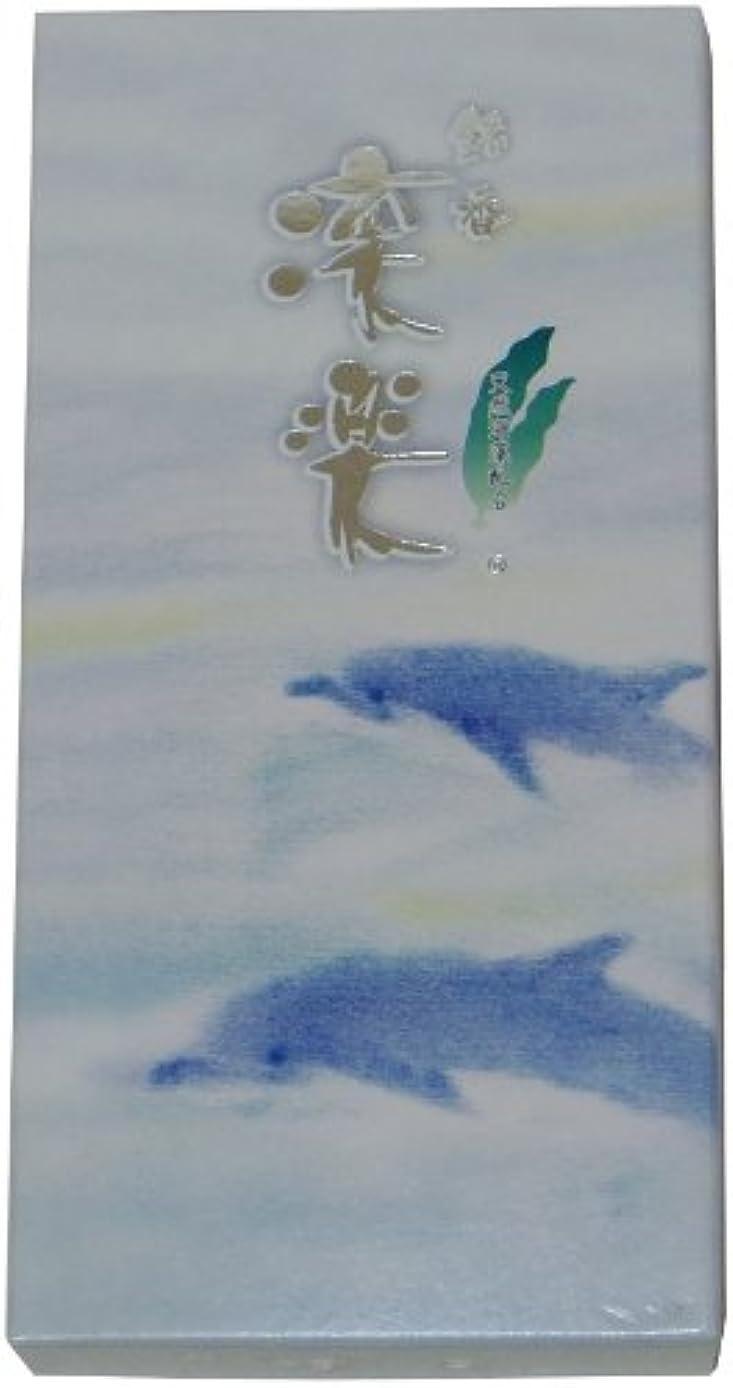 セメント縁石スリチンモイ丸叶むらたのお線香 凛楽 バラ詰 約80g #R-01