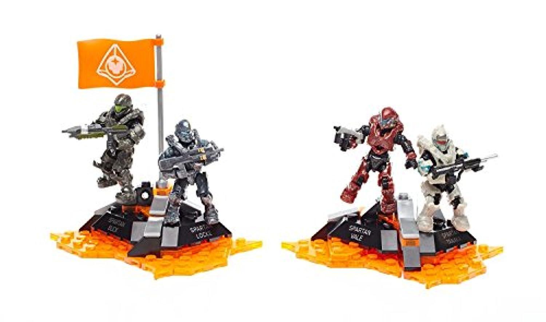 メガブロック ヘイロー Mega Construx Halo Fireteam Osiris [並行輸入品]