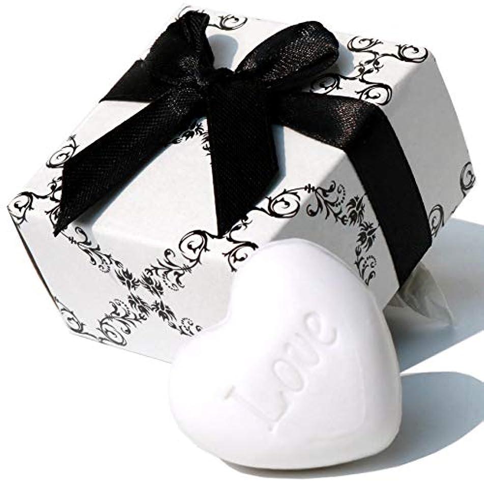 シルク速度年齢Aistore Cute Mini 24 Pieces Heart Soap for Wedding Soap Favors and Gifts or Baby Shower Soap Favors by Aistore