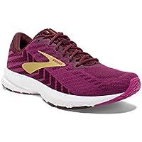 Brooks Women's Running Shoes, Purple, 8 us