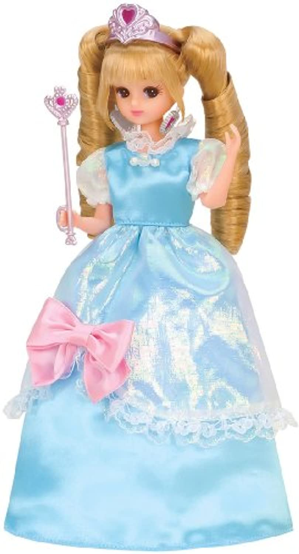 リカちゃん LW-15 プリンセスドレス オーロラ