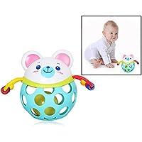 Gearmax ラトル はじめて ベルボール がらがらおもちゃ 3-6ヶ月の子供用ベッドおもちゃ ベビー用品 出産祝いやギフト 安心素材