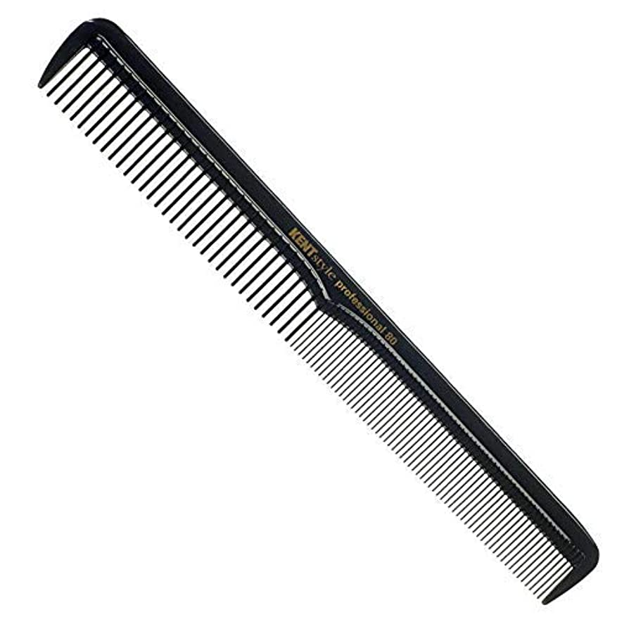 バイオレット偏見ビヨンKent Style Professional Combs (Black) - Anti-static, Unbreakable & Heat Resistant (SPC80) [並行輸入品]