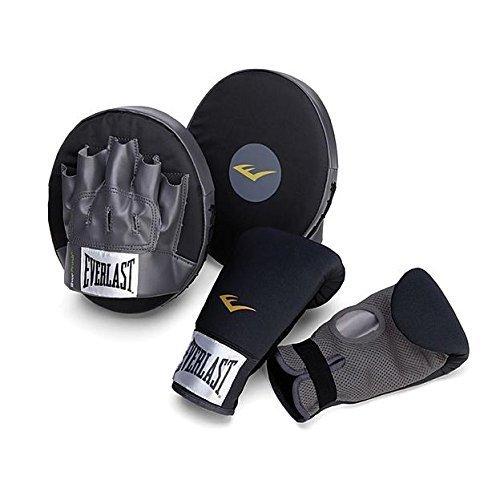 Everlast four-pieceボクシングトレーニンググローブキットモデル# 3010