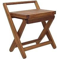 AquaTeak スパマンティス折りたたみ椅子