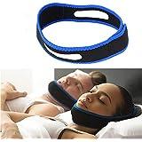 Angzhili いびき軽減グッズ いびき防止装置 いびき対策グッズ 睡眠補助 快眠サポーター 肌に優しい サイズ調整可能 男女兼用