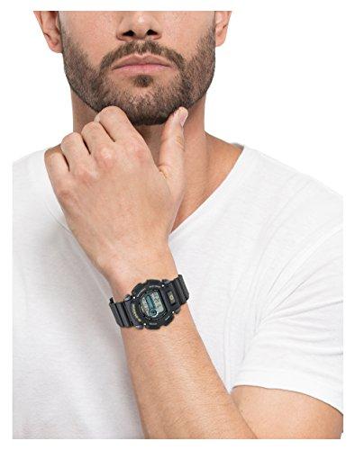 CASIO G-SHOCK カシオ Gショック ジーショック DW-9052-1B 腕時計 海外モデル ブラック×イエロー [時計] 逆輸入品