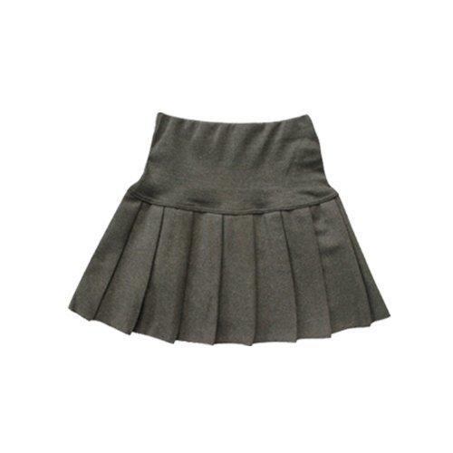 [해외]노 명품 플레어 미니 스커트 Y706/No brand name item Flare Mini skirt Y 706