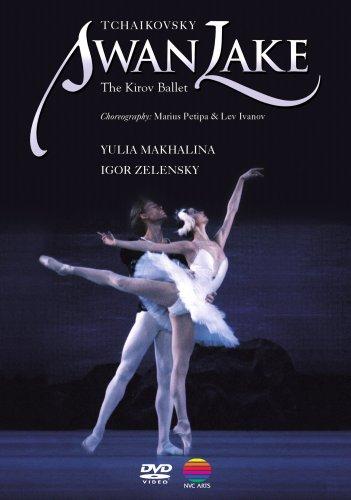 チャイコフスキー:バレエ「白鳥の湖」全3幕 [DVD]