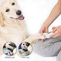 ペット自動爪磨き、電気爪切り、ペット爪トリマー犬猫マニキュア電気トリマーマニキュア