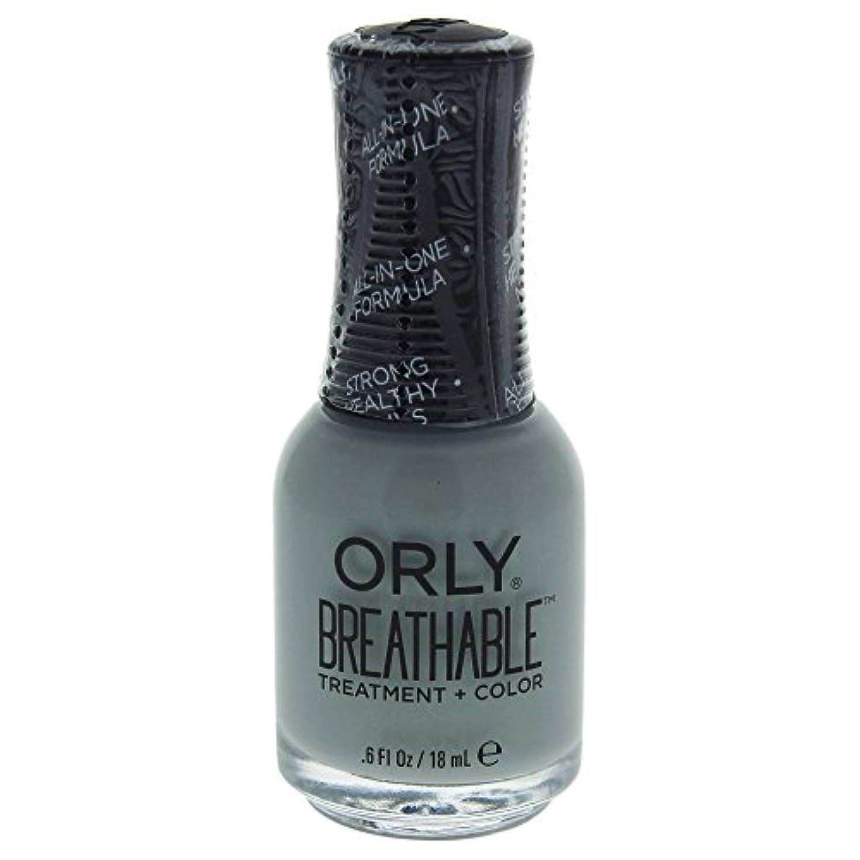 どっちコンバーチブルパキスタン人Orly Breathable Treatment + Color Nail Lacquer - Aloe, Goodbye! - 0.6oz / 18ml