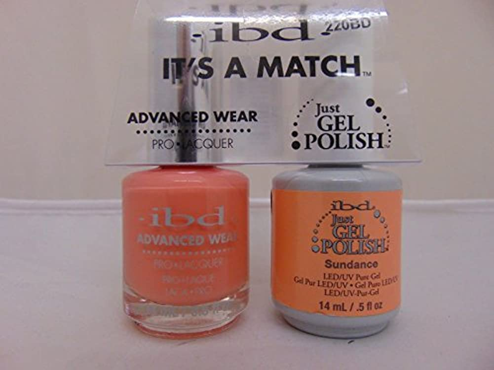 シダ逆喉頭ibd - It's A Match -Duo Pack- Sundance - 14 mL / 0.5 oz Each