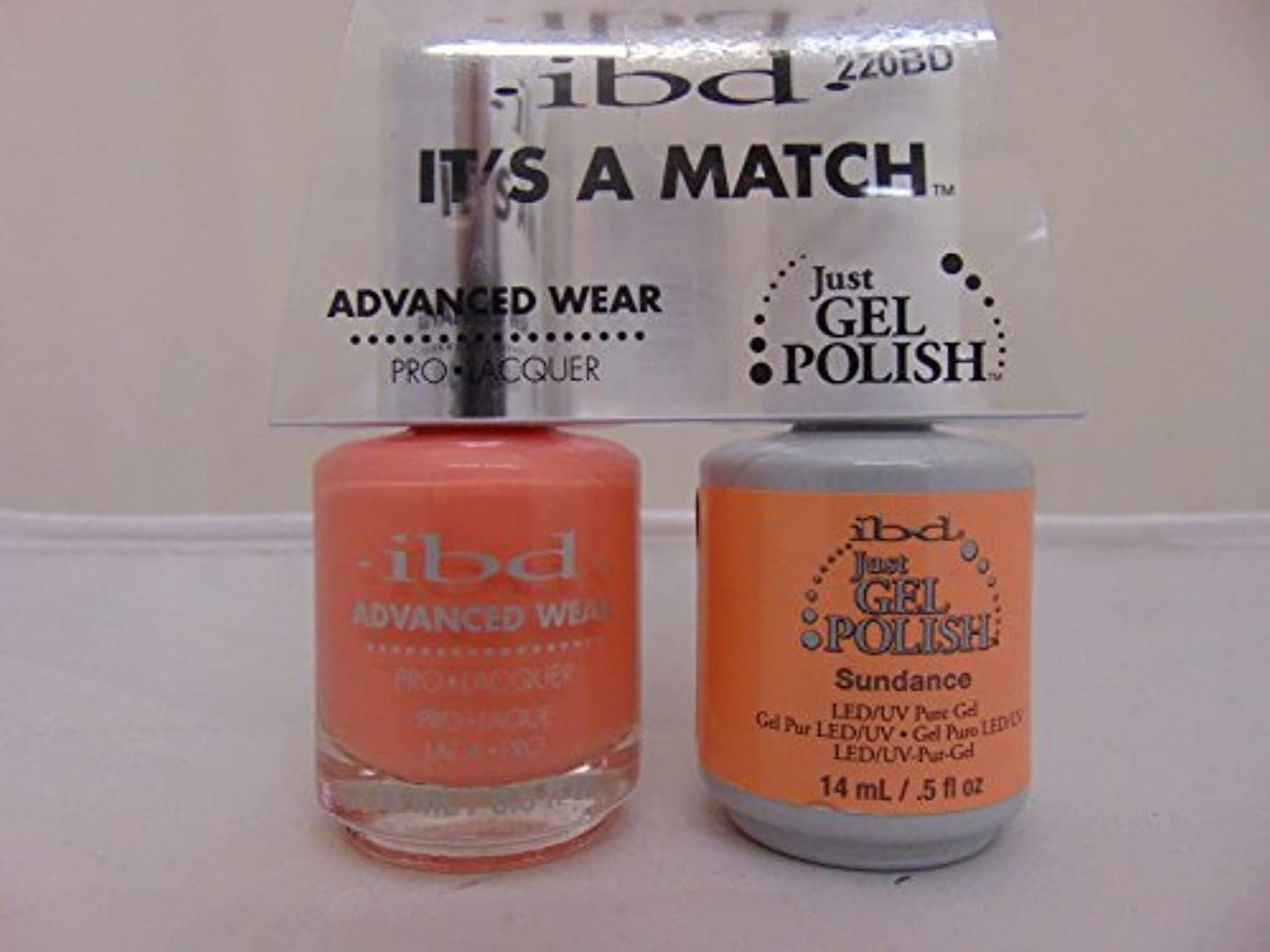 お金フレア音節ibd - It's A Match -Duo Pack- Sundance - 14 mL / 0.5 oz Each