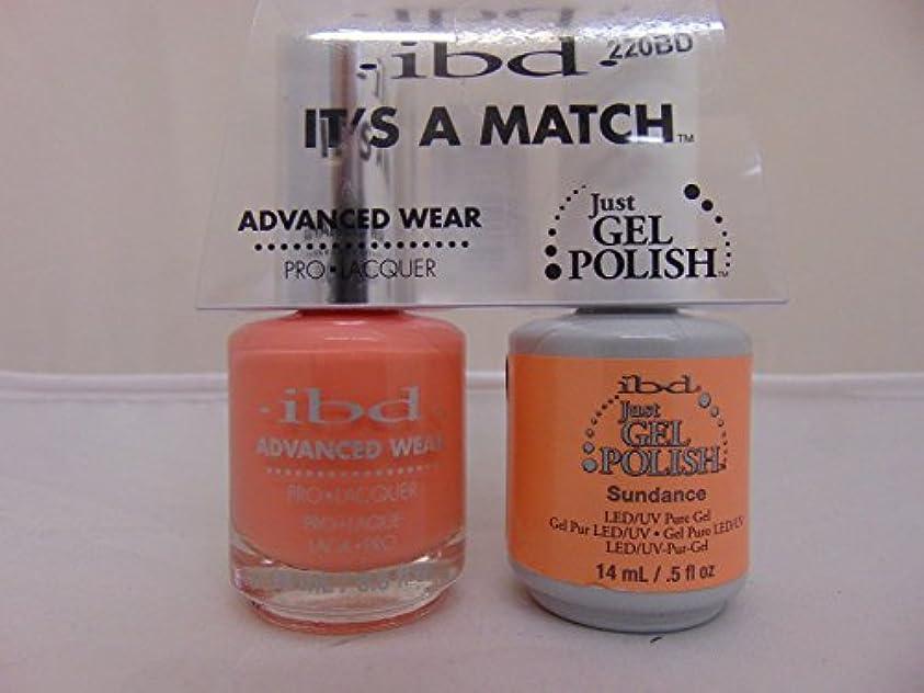 労働者歩道明確にibd - It's A Match -Duo Pack- Sundance - 14 mL / 0.5 oz Each