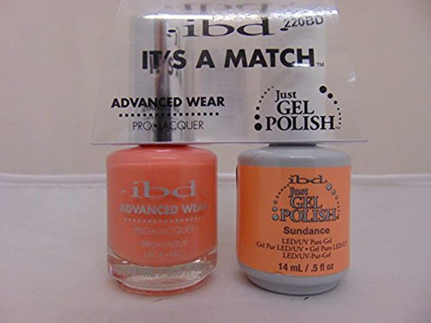 協力的フォーマットロンドンibd - It's A Match -Duo Pack- Sundance - 14 mL / 0.5 oz Each