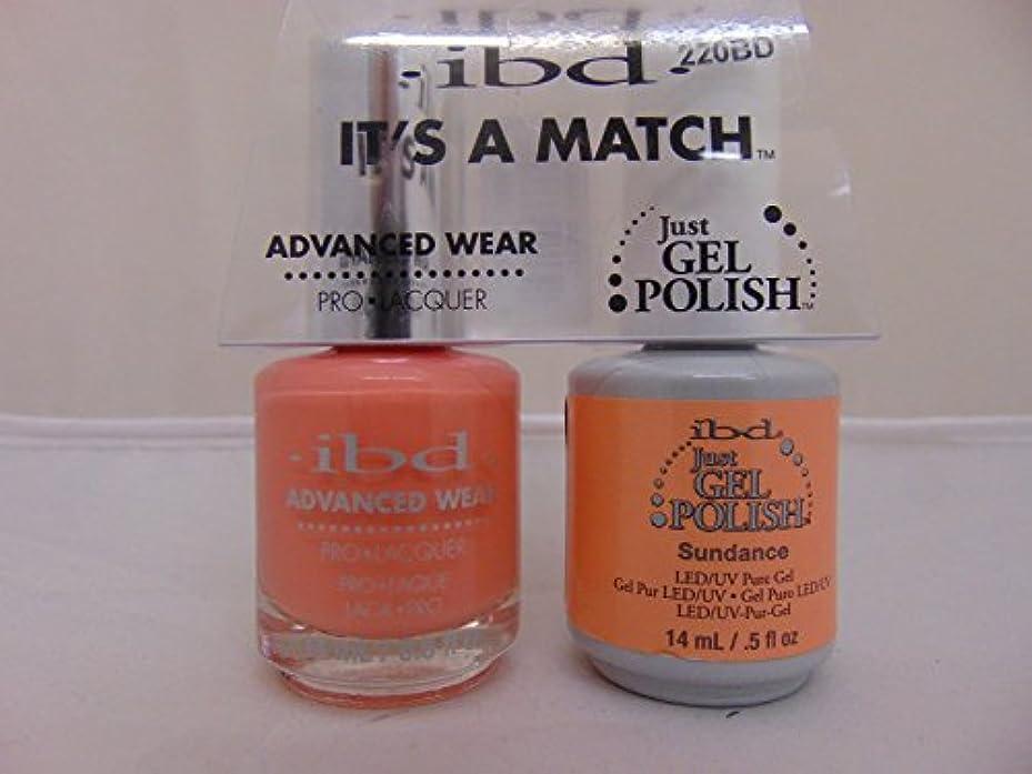 。実験的水星ibd - It's A Match -Duo Pack- Sundance - 14 mL / 0.5 oz Each