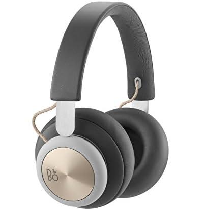 B&O PLAY Beoplay H4密閉型ワイヤレスオーバーイヤーヘッドホン Bluetooth対応 チャコールグレイ Beoplay H4 Charcoal Grey【国内正規品】