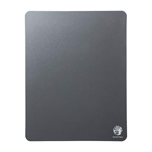 サンワサプライ ベーシックマウスパッド ブラック natural base MPD-OP54BK 1個