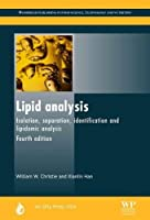 Lipid Analysis: Isolation, Separation, Identification and Lipidomic Analysis (Oily Press Lipid Library Series)