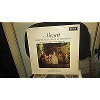 モーツァルト:舞曲と行進曲全集