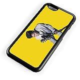 2色【ジェームス・ブラウン/James Brown】iPhone 6s/6&iPhone7&plusプラス対応!携帯ケース/スマホケース/アイフォンケース/ハードカバー/Hard Case-3 (iPhone6/6s, ブラック) [並行輸入品]