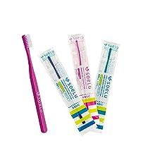 ソエル soelu 歯ブラシ BASIC 一般成人用【10本セット】やわらかめ ピンク